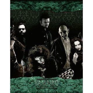 Vampiro V20: Pantalla del Narrador