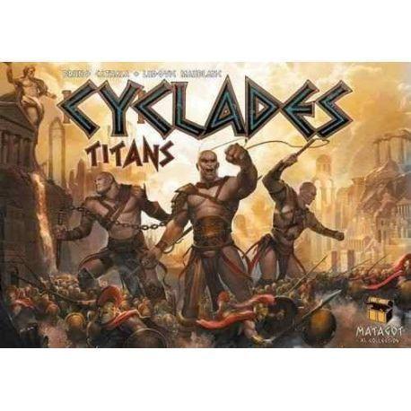 Cyclades Titans (Español)
