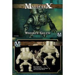 WHISKEY GOLEM