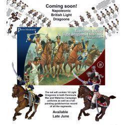 Napoleonic British Light Dragoons 1808-15