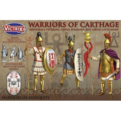 Warriors of Carthage