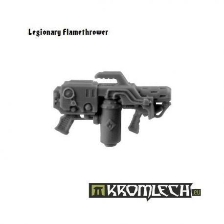 Legionary Flamethrowers