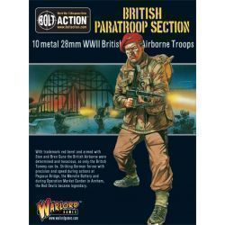 BRITISH PARATROOP SECTION