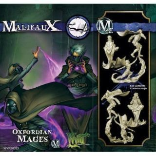 OXFORDIAN MAGES