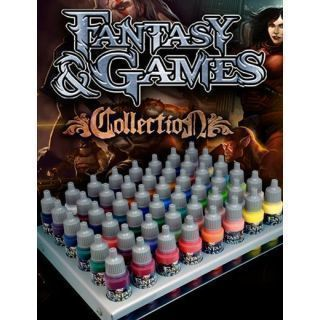 FANTASY & GAMES COLLECTION