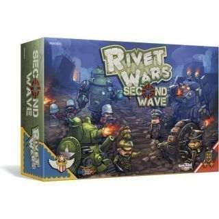 RIVET WARS. WAVE 2