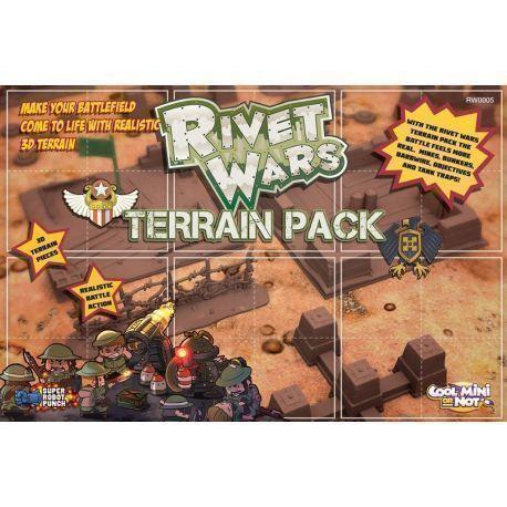 RIVET WARS. TERRAIN PACK