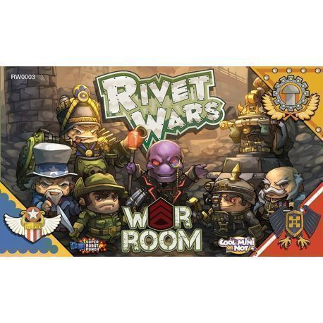 RIVET WARS. WAR ROOM
