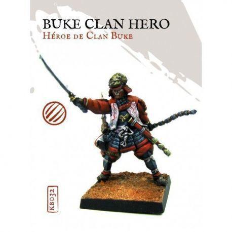 HÉROE DE CLAN BUKE