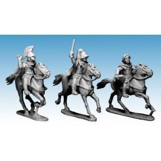 Macedonian Mounted Generals