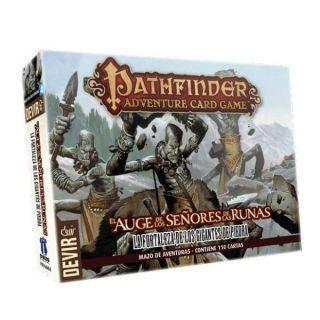 PATHFINDER – LA FORTALEZA DE LOS GIGANTES DE PIEDRA