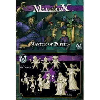 (MASTER OF PUPPETS) COLLODI CREW