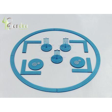 tokens warmachine blue