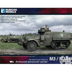 M3/M3A1 Armoured personnel carrier Half Track