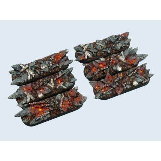Chaos Bases, Bike 25X70Mm (4)