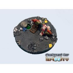 Urban Fight Bases, Round 60Mm 1 (1)