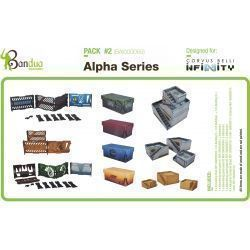 Alpha Series Pack