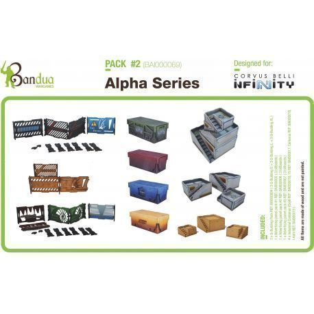 Alpha Series Pack
