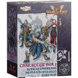 GORITSI CHARACTER BOX 1
