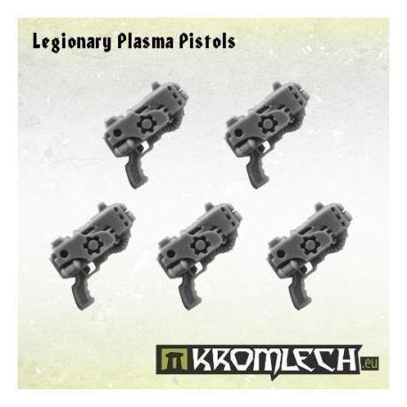 Legionary Plasma Pistols