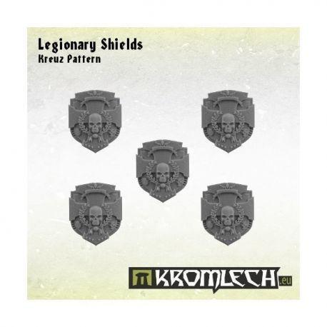 Legionary Kreuz Pattern Shields