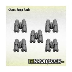 Chaos Legionary Jump Pack (5)