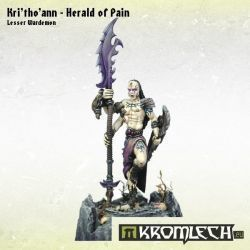 Krit'Tho'Ann - Herald Of Pain