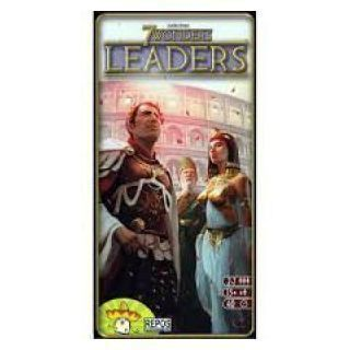 7 Wonders Exp. 1: Leaders