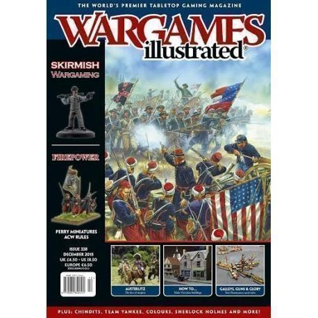 Wargames Illustrated 338