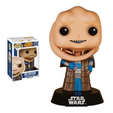 FIGURA POP STAR WARS: BIB FORTUNA