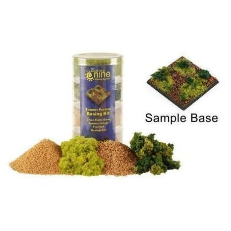 Basing Kit Summer Pasture (GFS002+013+019+021)
