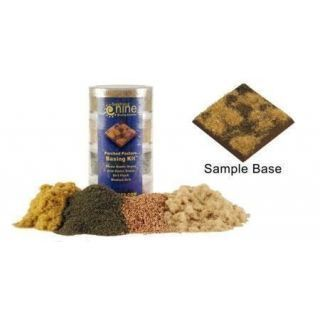 Basing Kit Parched pasture (GFS002+004+008+021)
