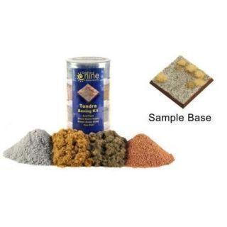 Basing Kit Tundra (GFS002+003+016+019)