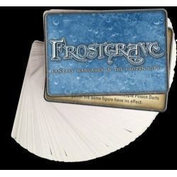Deck of Frostgrave Spell Cards