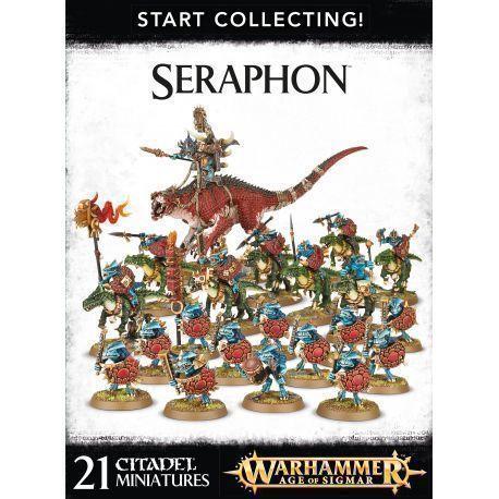 START COLLECTING - SERAPHON