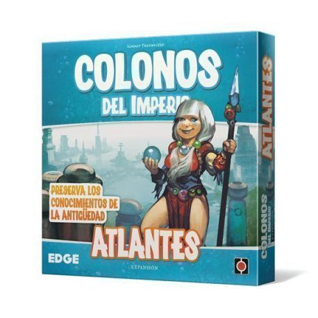 Colonos Del Imperio. Atlantes