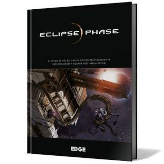 Eclipse Phase Reglamento
