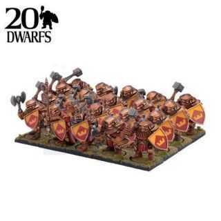 DWARF IRONCLAD REGIMENT