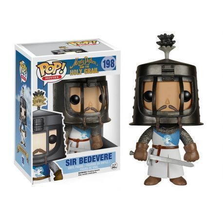 POP! MOVIES: MONTY PYTHON AND THE HOLY GRAIL - SIR BEDEVERE