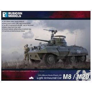 M8/M20 Light Armoured Car