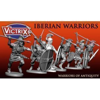 Unarmoured Iberian Warriors