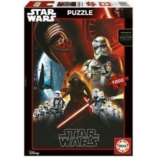 Star Wars: Ep VII The Force Awakens Disney puzzle 1000pz