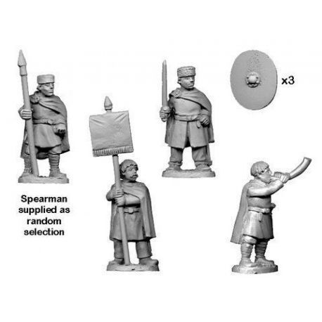 Sub-Roman Infantry Command Group