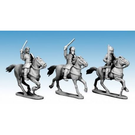 Sub-Roman Unarmoured Cavalry with Swords