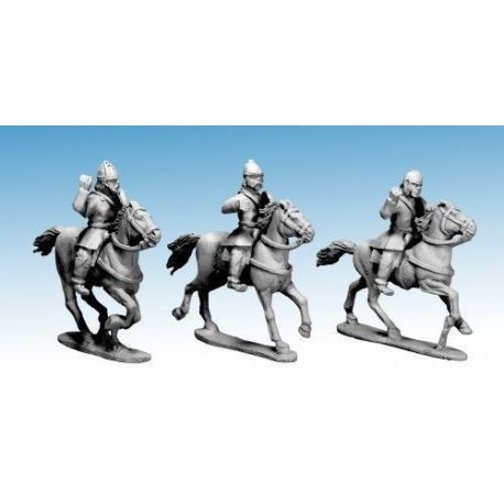 Sub-Roman Unarmoured Cavalry with Spears