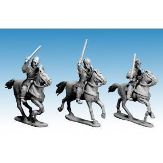 Sub-Roman Armoured Cavalry with Swords