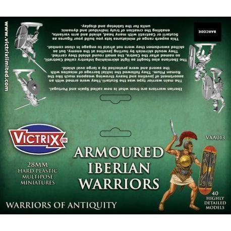 Armoured Iberian Warriors