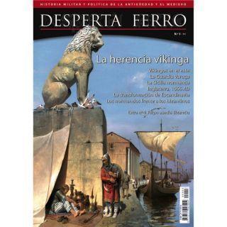 La herencia vikinga 2ª Ed