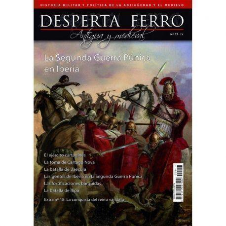 La Segunda Guerra Púnica en Iberia