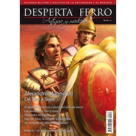 Alejandro Magno (II). De Tiro a Siwa